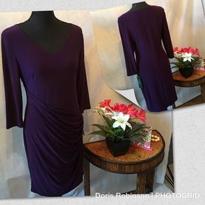 ❤️ Ralph Lauren Purple Sheath